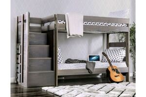 Brand New Twin Size Bunk Bed w Staircase
