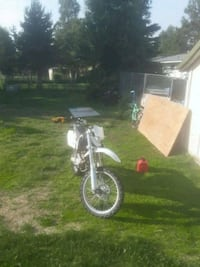 Dirt bike good condition 2016 (59 miles) Anchorage, 99502