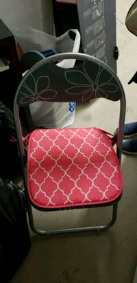 Foldable floral chair Mississauga, L5R 3Z5