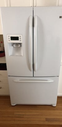 white french-door refrigerator Frederick, 21702