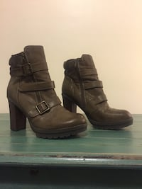 Guess taupe booties Sz 10 Torrance, 90501