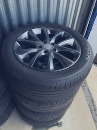 "Package Deal Like new 20"" Oem Dodge Durango Wheels And Tires  Sterling Heights, 48312"