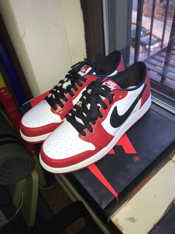 Used Air Jordan 1 Retro Low OG BG 6.5Y for sale in New York - letgo 259317cee