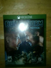 Bullet storm Xbox one video game