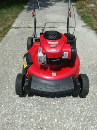 21 inch cut Troy-Bilt TB110 lawn mower
