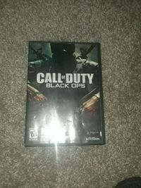 Call of Duty Black Ops PC game case Ruskin, 33570