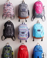 Wanted - Free Backpacks Edmonton, T5T 3S1
