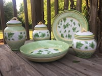 Second Spring Waverly Containers and Serving Platters Greer, 29651