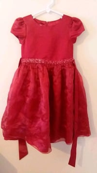Christmas Dress size 6 Weslaco, 78599