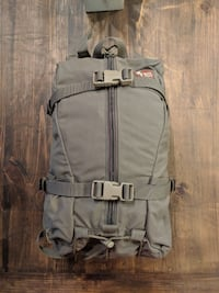 gray and black hiking backpack ALEXANDRIA