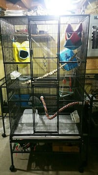 Brand new cage, NEVER USED Rocky View County, T1X 0G8