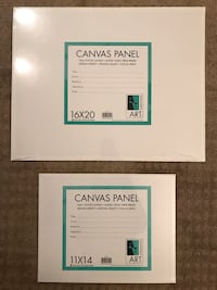 Art Canvas Panels