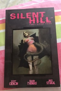 Silent Hill comic - three bloody tales