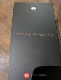 Huawei mate 20 pro. $600 OBO.  Ships from quebec Ottawa