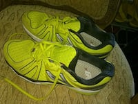 pair of yellow-and-black Nike basketball shoes Rockville, 20851