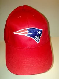 New England Patriots Fitted Cap Budlight