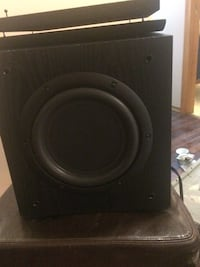 Brand new soundstage subwoofer lf500 3126 km