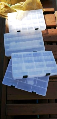 tackle box organizer's 4 large Toronto, M6N 1T3