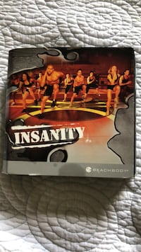 Insanity [workout dvds] Germantown, 20874