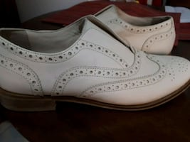 Slip on Brogue shoes (euro size 41)