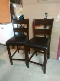 4 New Counter Height Barstools