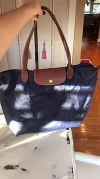 Navy blue longchamp bag Tampa, 33629