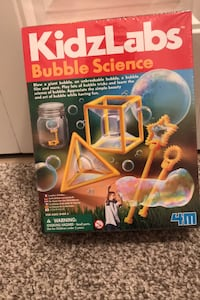 Bubble kit unopened great Christmas present