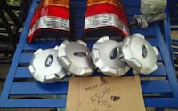 Tailights, hubcaps, amd brakes Burbank, 60459