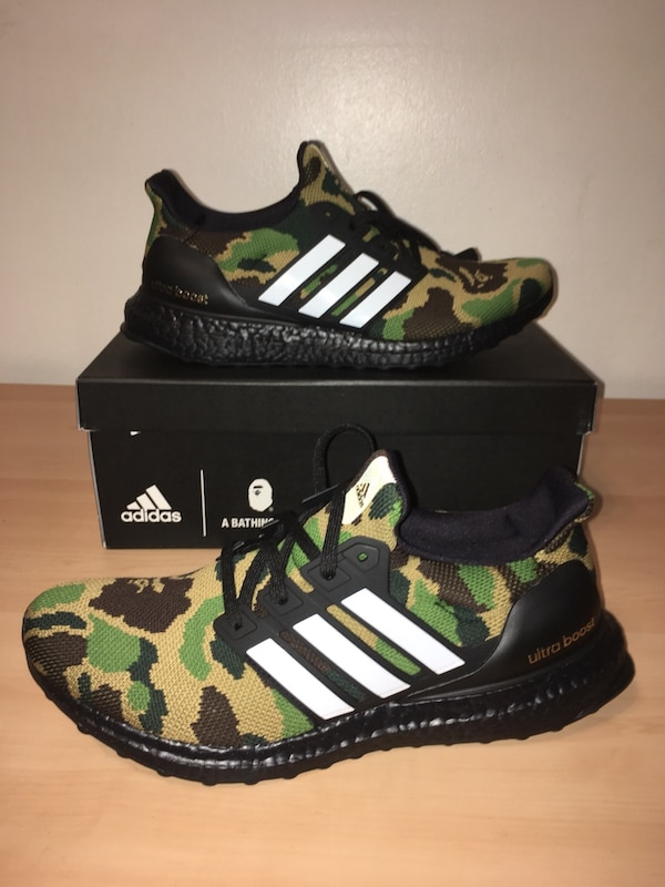 aea7fe1ce464d Adidas bape ultraboosts. HomeFashion and Accessories Toronto