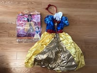 Snow white size 4-6 in good condition Fort Lee, 07024