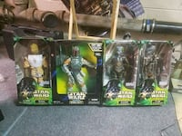 "Star Wars 12"" Figures Hamilton Township, 08610"