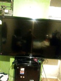 black Samsung flat screen TV Alexandria, 22310