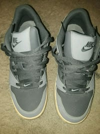 pair of black Nike basketball shoes New Albany, 47150