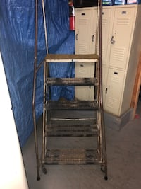 Warehouse ladder stairs Rockville, 20852