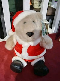 Starbucks Christmas bear Inverness