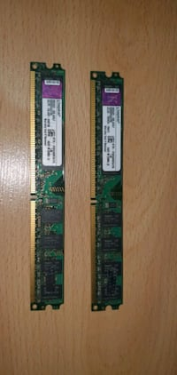 4gb kingston ram 2x2 ddr 2 Demetlale, 06200