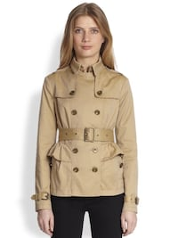 Women's Burberry khaki trench coat. Brand new with tags. Authentic  Freehold, 07728