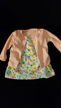 Baby Dress + Long Sleeve Jacket Myrtle Beach, 29577