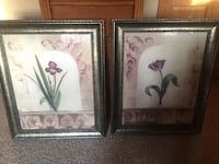 Set Of 2 Beautiful Hanging Wall Pictures   Unity, 15650