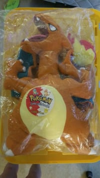 "25"" Pokemon Charizard Plush Stuffed Toy  Hyattsville, 20783"