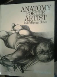 BOOK- ANATOMY for the ARTIST