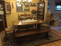 Farmhouse Trestle Dining Room Furniture  Mechanicville, 12118
