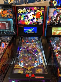 Batman Pinball Machine Lutz, 33559