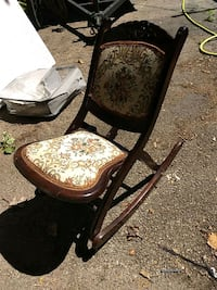 Rocking chair Creemore, L0M 1G0