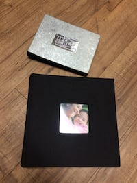 Photo Albums ($12 For Both)