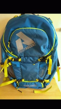 Eddie Bauer First Ascent Challenger Backpack Clearwater