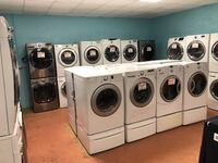 Front load washer and dryer set 10% Reisterstown, 21136