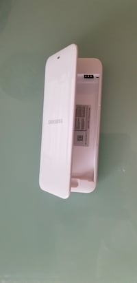 Samsung battery charger and samsung battery.