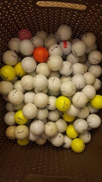 Used Golf Balls - $5/dozen Reston