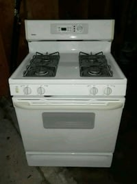 white 4-burner gas range oven Los Angeles, 90003